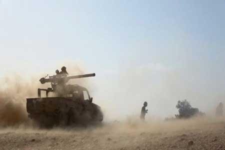 مقاومت یمن به 8 کیلومتری شهر مأرب رسید ، 1800 کشته از متجاوزان