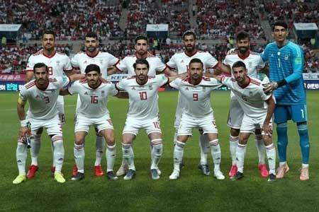آمار منتخب انتخابی جام جهانی ، تیم ملی ایران بهترین خط حمله مشترک رقابت ها