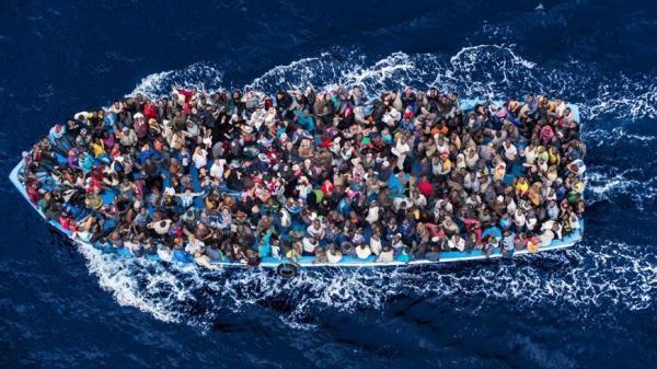 خبرنگاران سازمان بین المللی مهاجرت: 2276 مهاجر در راه رسیدن به اروپا غرق شدند