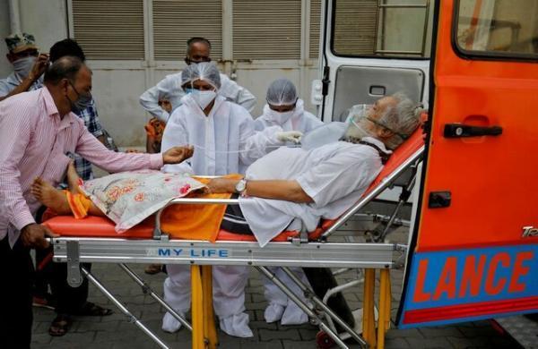 رکورد جدید ابتلا به کرونا در هند، شناسایی بیش از 401 هزار بیمار در یک روز