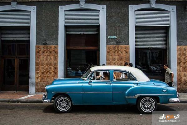 ماجرای ماشین های قدیمی کوبا چیست؟