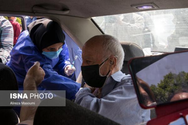 جمعه، اجرای واکسیناسیون خودرویی افراد بالای 70 سال در اهواز
