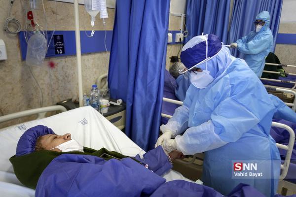 115 فوتی جدید کرونا در کشور ، 3483 بیمار در شرایط شدید بیماری