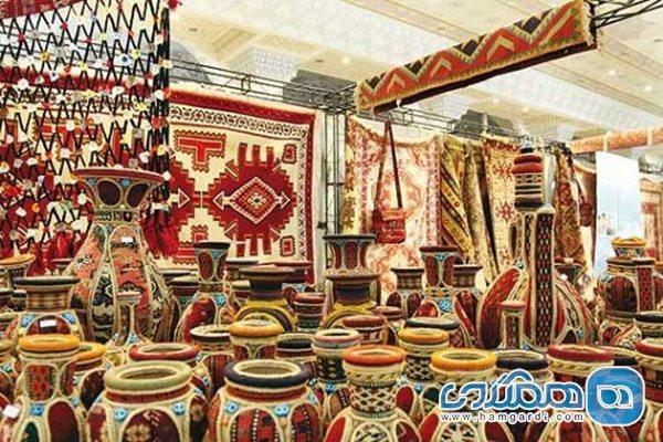 سی و پنجمین نمایشگاه ملی صنایع دستی برگزار می گردد