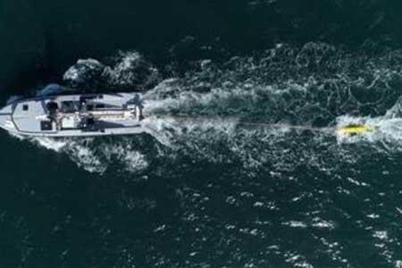 صید ماهیگیر فرانسوی، مین جنگ جهانی دوم از آب عایدی!