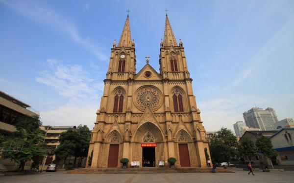 مکان های دیدنی شهر زیبای گوانجو