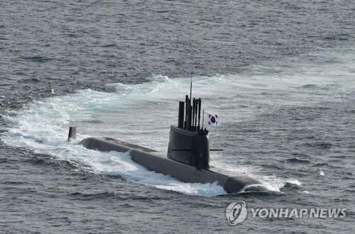 کره جنوبی با موفقیت یک موشک بالستیک مستقر در یک زیردریایی را آزمایش کرد