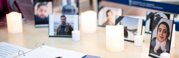 بورسیه دانشگاه تورنتو به یاد قربانیان ایرانی هواپیمای اوکراینی