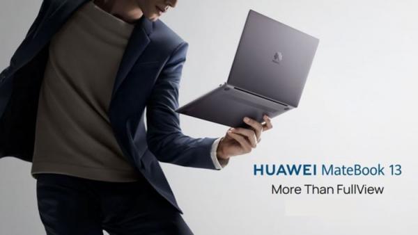 ویژگی های لپ تاپ تازه هوآوی Huawei MateBook 13