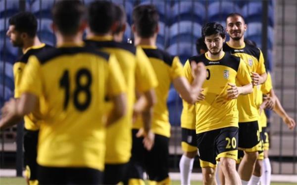 تور دبی: اولین غایب تیم ملی ایران مقابل امارات و کره جنوبی معین شد
