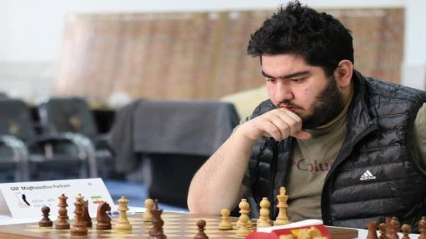 شطرنج باز گلستانی سوپراستاد بزرگ شطرنج دنیا شد